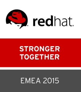 Red Hat EMEA Partner Awards 2015